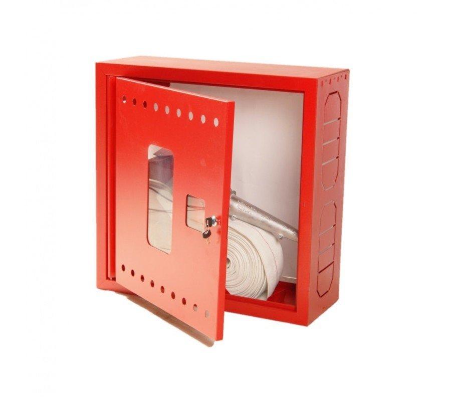 Кран-комплект пожарный ПКК-50 со шкафом, прямым клапаном, ствол Al фото - купить