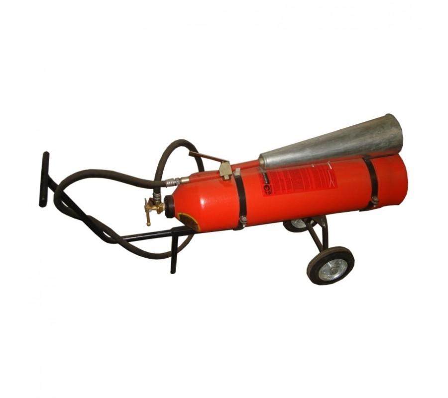 Огнетушитель углекислотный ВВК-18 фото - купить
