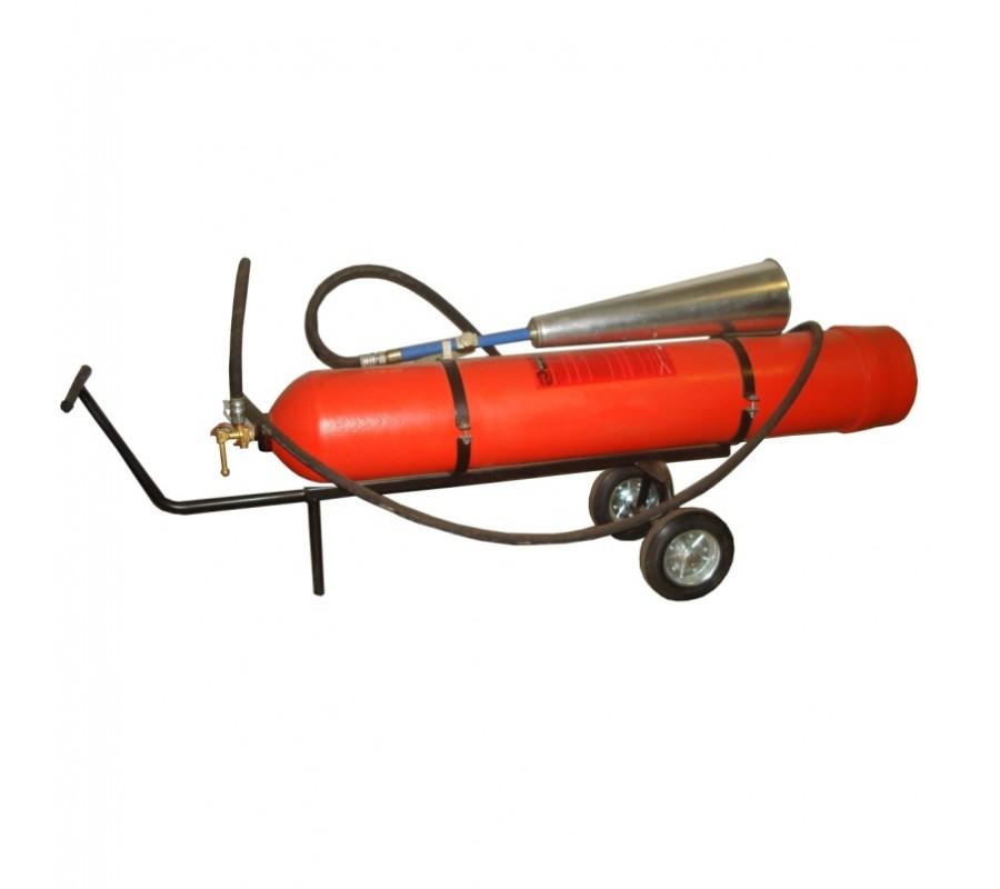 Огнетушитель углекислотный ВВК-28 фото - купить